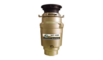 Waste Force WF 100 Waste Disposal Unit, 1/2Hp 10 Year Warranty