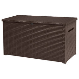 Beach Style Deck Boxes And Storage by Keter