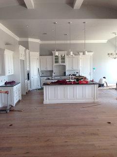 European Oak Flooring
