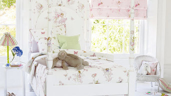 Girls Fairyland Curtains