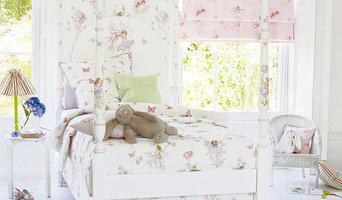Girls Fairyland Curtains