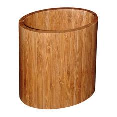 Totally Bamboo 20-2063 Oval Utensil Holder