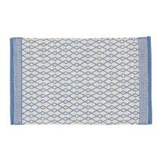 Bay Area Rug, Blue, 50x80 cm