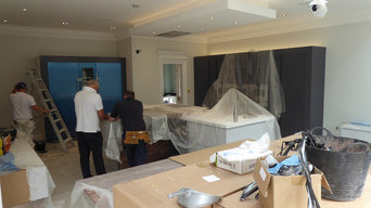 New Kitchen Extension & Remodelling Bramhall