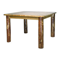 pine dining room tables | houzz