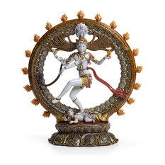 Lladro Shiva Nataraja Figurine