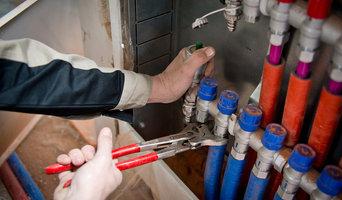 Монтаж системы отопления и водоснабжения в частном доме, Краснодар