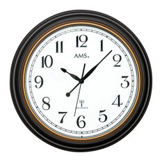 Niketas Radio Controlled Outdoor Wall Clock
