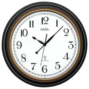Niketas Radio Controlled Outdoor Wall Clock