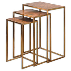 Lovely Transitional Side Tables And End Tables by VB Home Furniture
