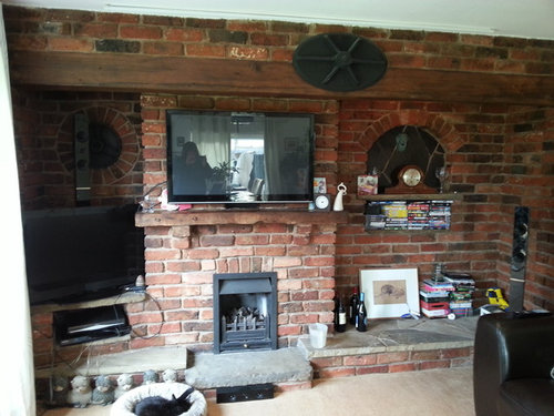 Wood Burning Stove And Fireplace Design