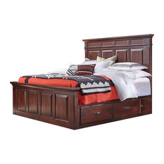 A-America Kalispell King Storage Bed