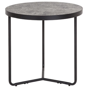 ea64d93cac Nathaniel End Table - Industrial - Side Tables And End Tables - by ...