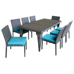 Tropical Outdoor Dining Sets by Urban Furnishing