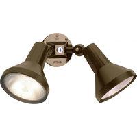 "Nuvo Lighting 77/495 4-3/4"" Tall 2 Light Outdoor Flood Light"