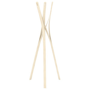 Arco Solid Ash Coat Stand