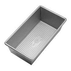 USA Pan Aluminized Steel Loaf Pan, 8.5 Inch