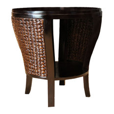 Tropical Side Tables And End Tables Houzz