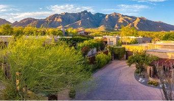 Mud Adobe home in Tucson, AZ