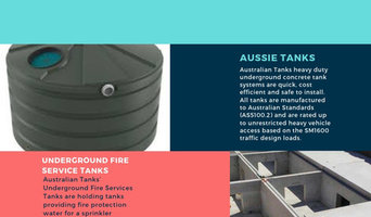 Water Storage Harvesting - Australian Tanks