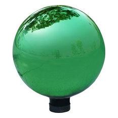 Alpine GLB292GN Electric Green Glass Gazing Globe
