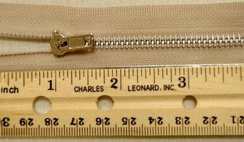 Upholstery Slipcover Zipper #3