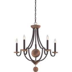 Cute Transitional Chandeliers by Lighting and Locks