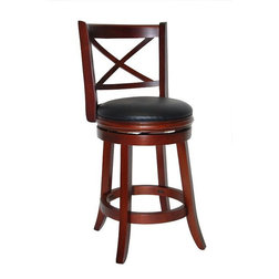 Transitional Bar Stools And Counter Stools by Boraam Industries, Inc.