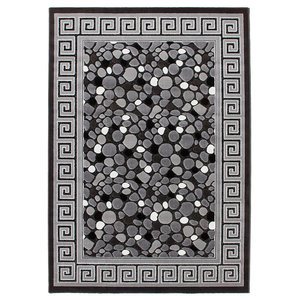 Turkey Izmir Rug, Grey, 200x290 cm