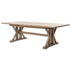 Farmhouse Dining Tables by Zin Home