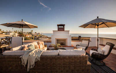 Tour a Spanish Colonial-Style Beach Home With Amazing Views
