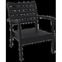 Compamia Artemis Club Armchair, Set of 2, Black
