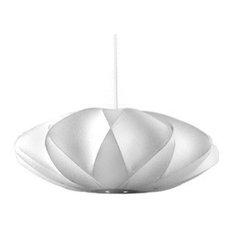 Modernica Criss Cross Saucer Large Pendant Light