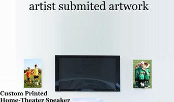 Wireless ART Speakers