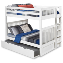 Transitional Bunk Beds by Camaflexi