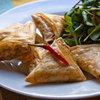Aux fourneaux : Des samosas à la viande épicée pour un apéro gourmand