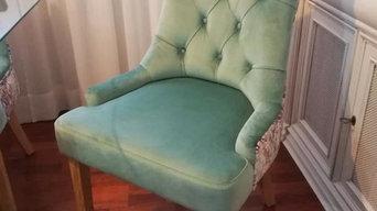 Las sillas de Esperanza