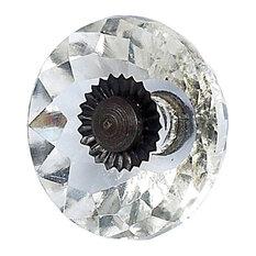 Crystal Kaleidoscope Knob