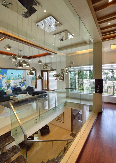 Contemporary  by SPACES ARCHITECTS@ka