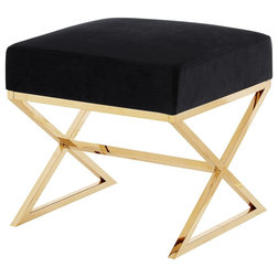 Contemporary Footstools And Ottomans by Inspired Home
