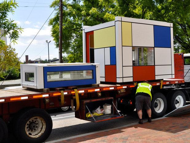 Modern  Double Take: Did MoMA Drop Something in the Yard?