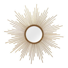 Stratton Home Decor - Andrea Wall Mirror - Wall Mirrors