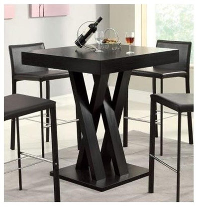 Attractive Contemporary Indoor Pub And Bistro Tables By Rakuten