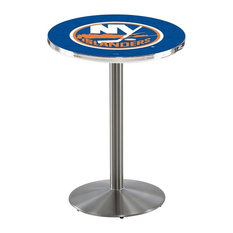 New York Islanders Pub Table 28-inchx36-inch by Holland Bar Stool Company