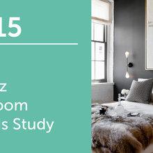 2015 U.S. Houzz Bedroom Trends Study