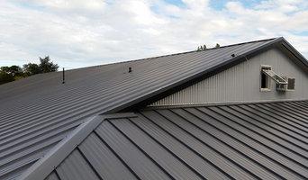 Metal roof Vctoria