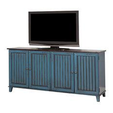 "Martin Furniture Ellington 72"" TV Stand"