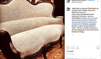 Décoration d'intérieure fauteuil ,canapé