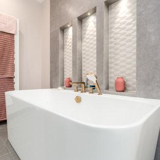 Modern main bathroom Oxford
