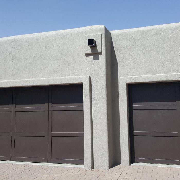 Stucco Repair and Total Repaint